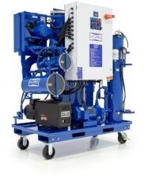 VUD vacuum dehydrator