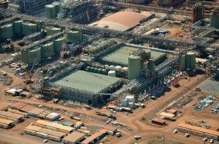 Yarwun refinery