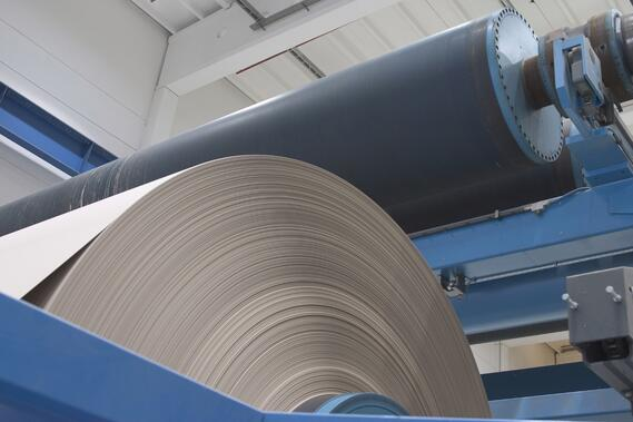 rolling mill paper machinery